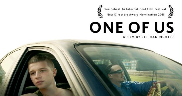 One of us - Simon Morzé und Christopher Schaerf